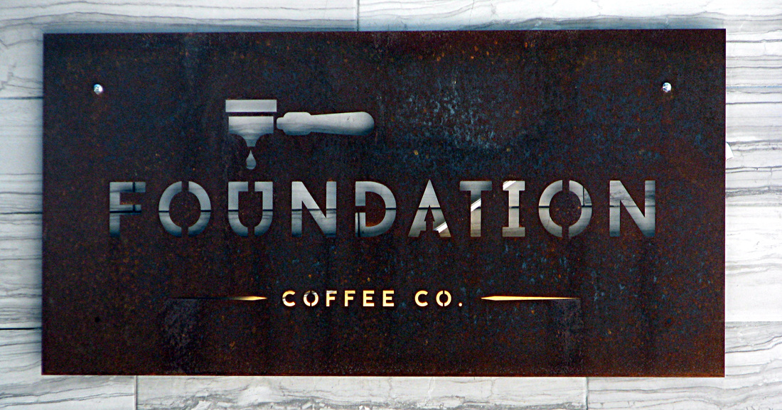Foundation Coffee Riverview FL Coffee Shop Review by Heidi Suydam Simply Our Society