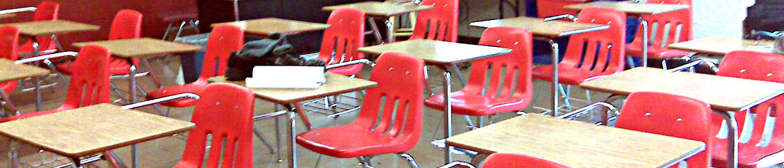 red school desk chairs in classroom 5th and 6th grade the beginning of my eating disorder story by heidi suydam simply our society
