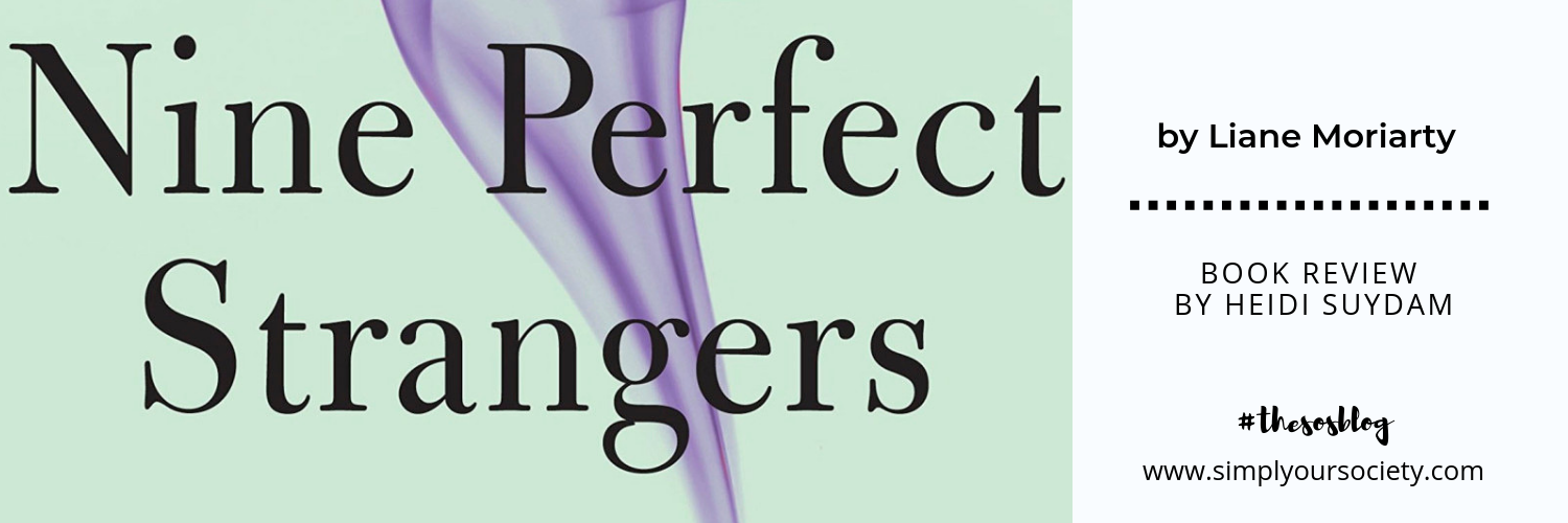 book review nine perfect strangers book recommendations fiction fiction book