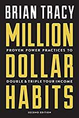 business books to read, business books 2019, business books for women, mindset book, brian tracy quotes, brian tracy book, million dollar habits brian tracy
